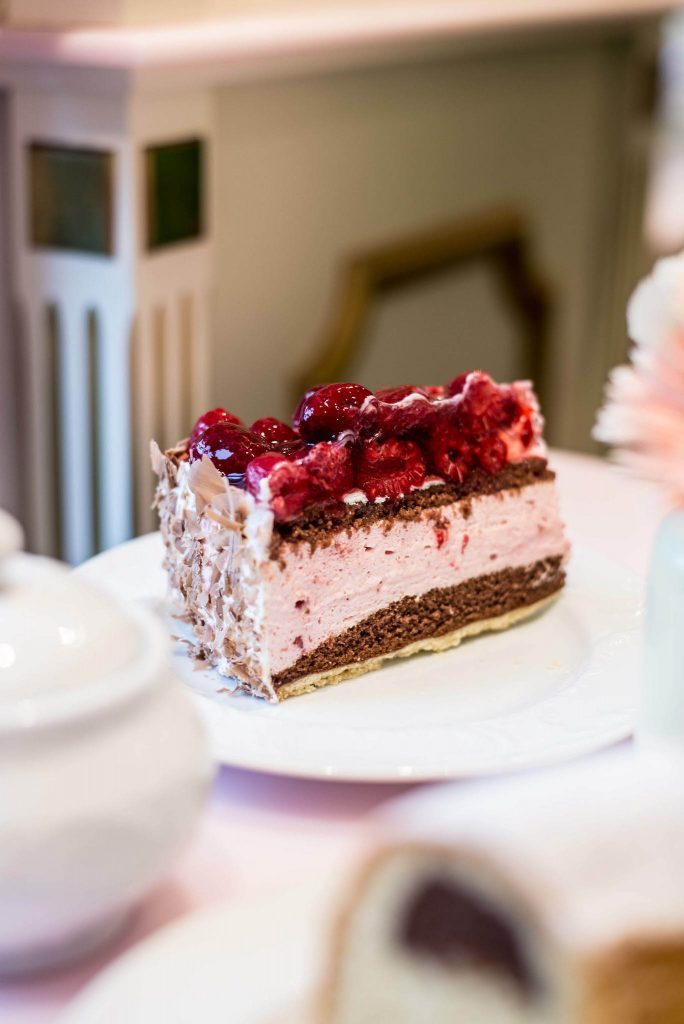 Sylt im Winter – Kuchen essen im Café Mateika