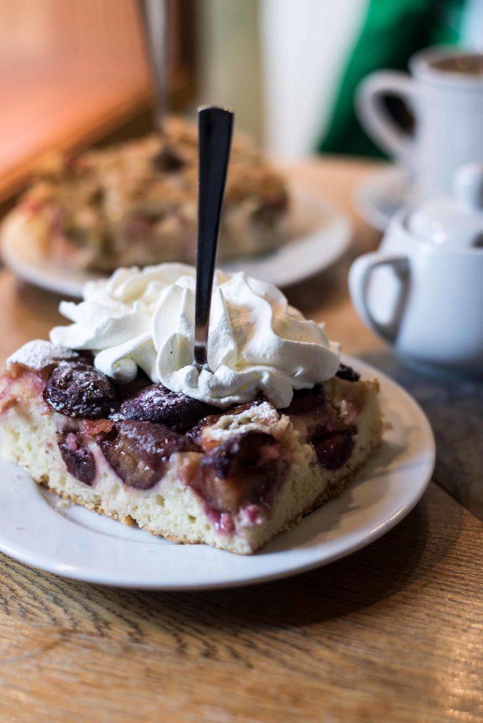 Das Café Kupferkanne auf Sylt