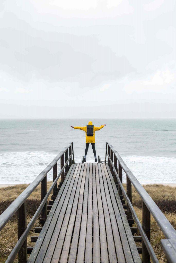 Urlaub auf Sylt – Winter an der Nordsee