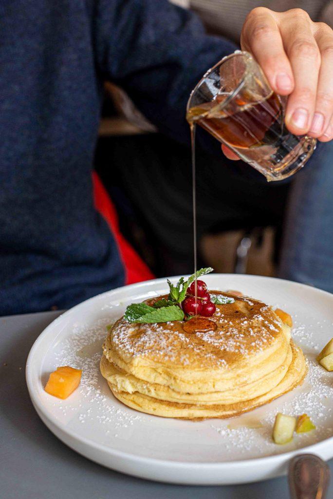 Frühstück im Café Joon in München