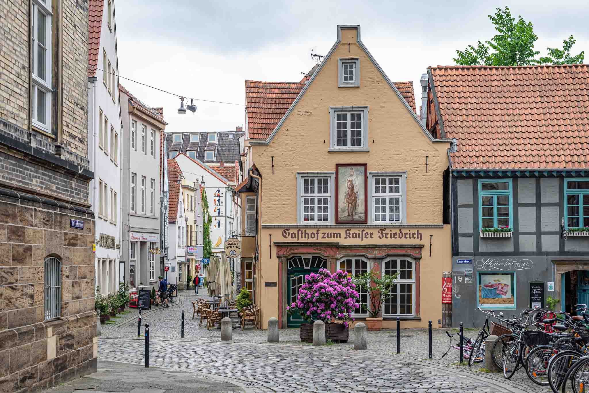 Reiseziele im Norden – Bremen