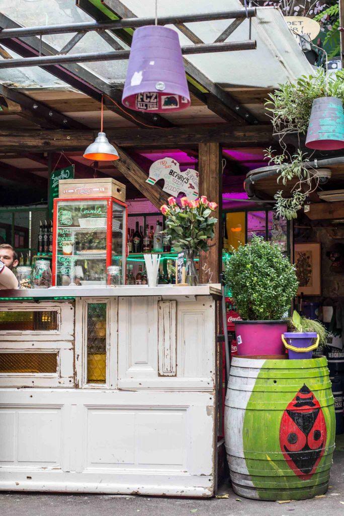Bars und Kneipen in Budapest