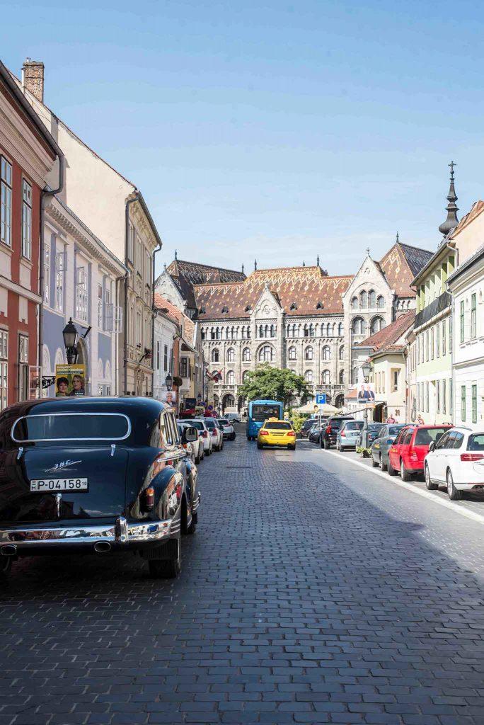 Die schönsten Sehenswürdigkeiten in Budapest