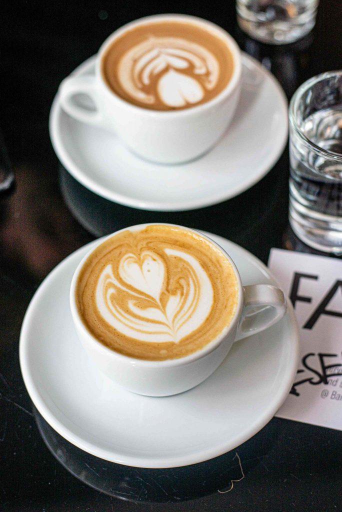 Pop-up-Café Faber Breakfast in München