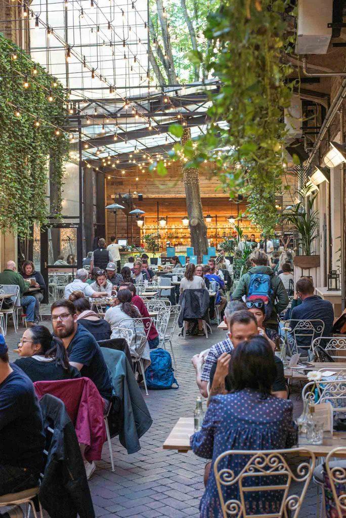 Die besten Restaurants in Budapest