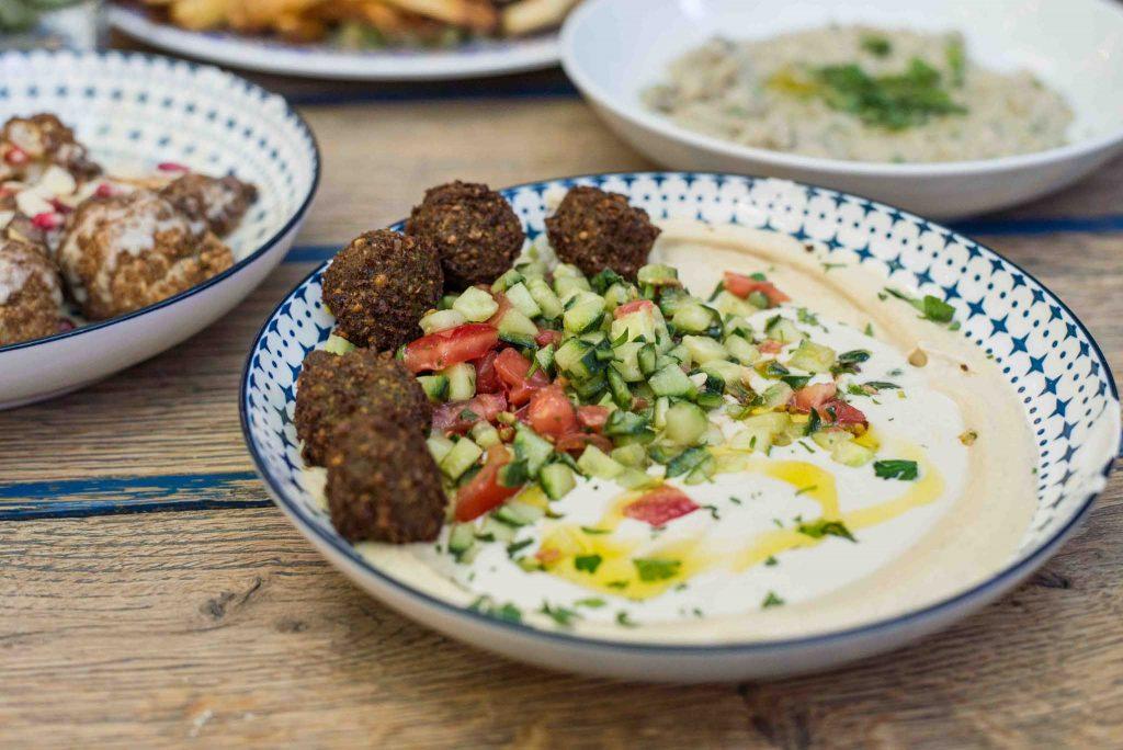 Israelische Küche in Budapest