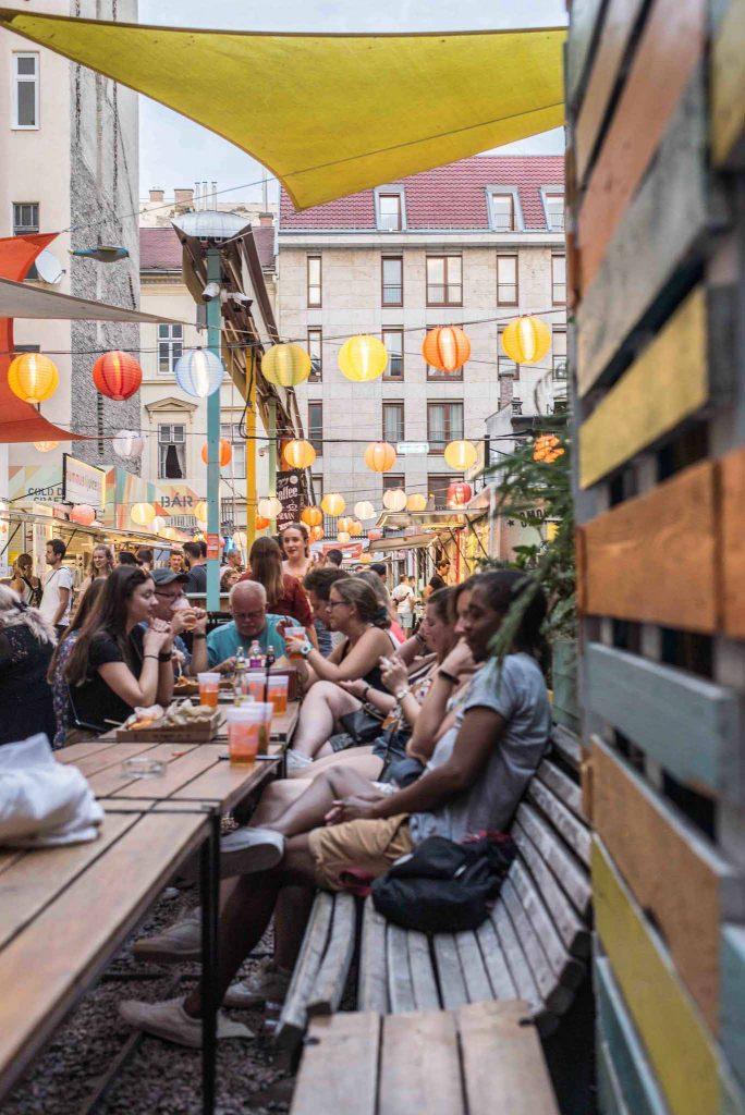 Street Food Märkte in Budapest