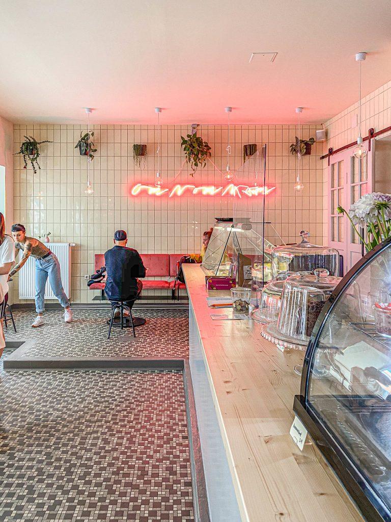Veganes Café Om Nom Nom in München