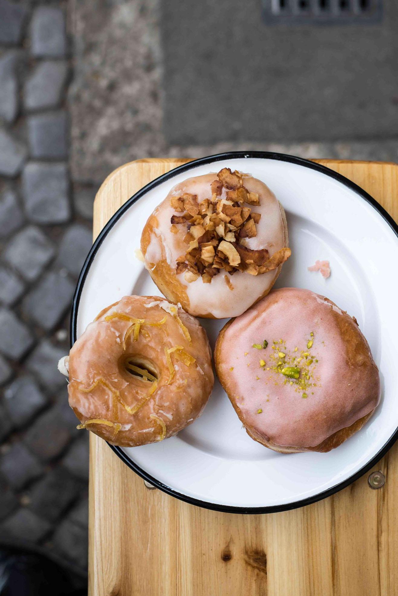 Vegane Donuts von Brammibal's Donuts in Berlin