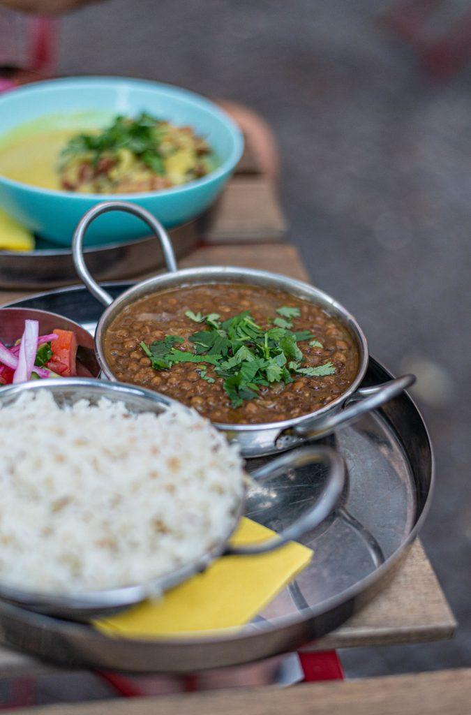 Pakistanisches Restaurant Mama Shabz in Berlin-Kreuzberg