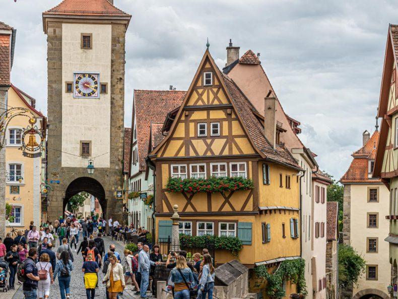 Ausflugsziele in Bayern - Rothenburg ob der Tauber