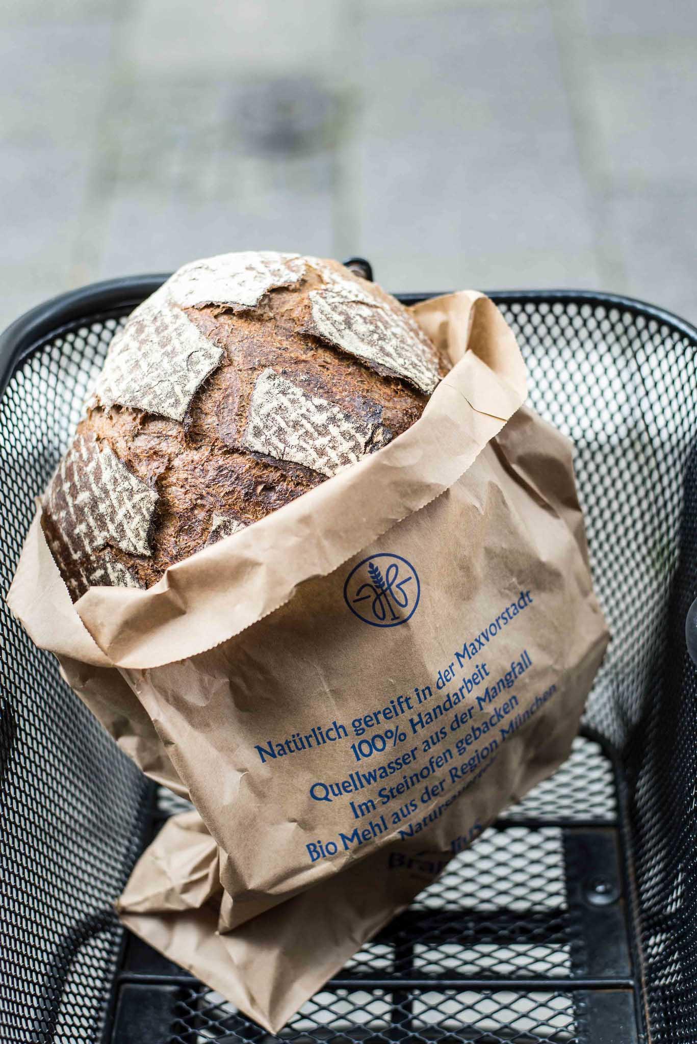 Brot von Julius Brandtner in München