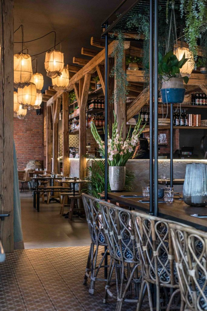 Vietnamesisches Restaurant Saigon Deli in Haidhausen