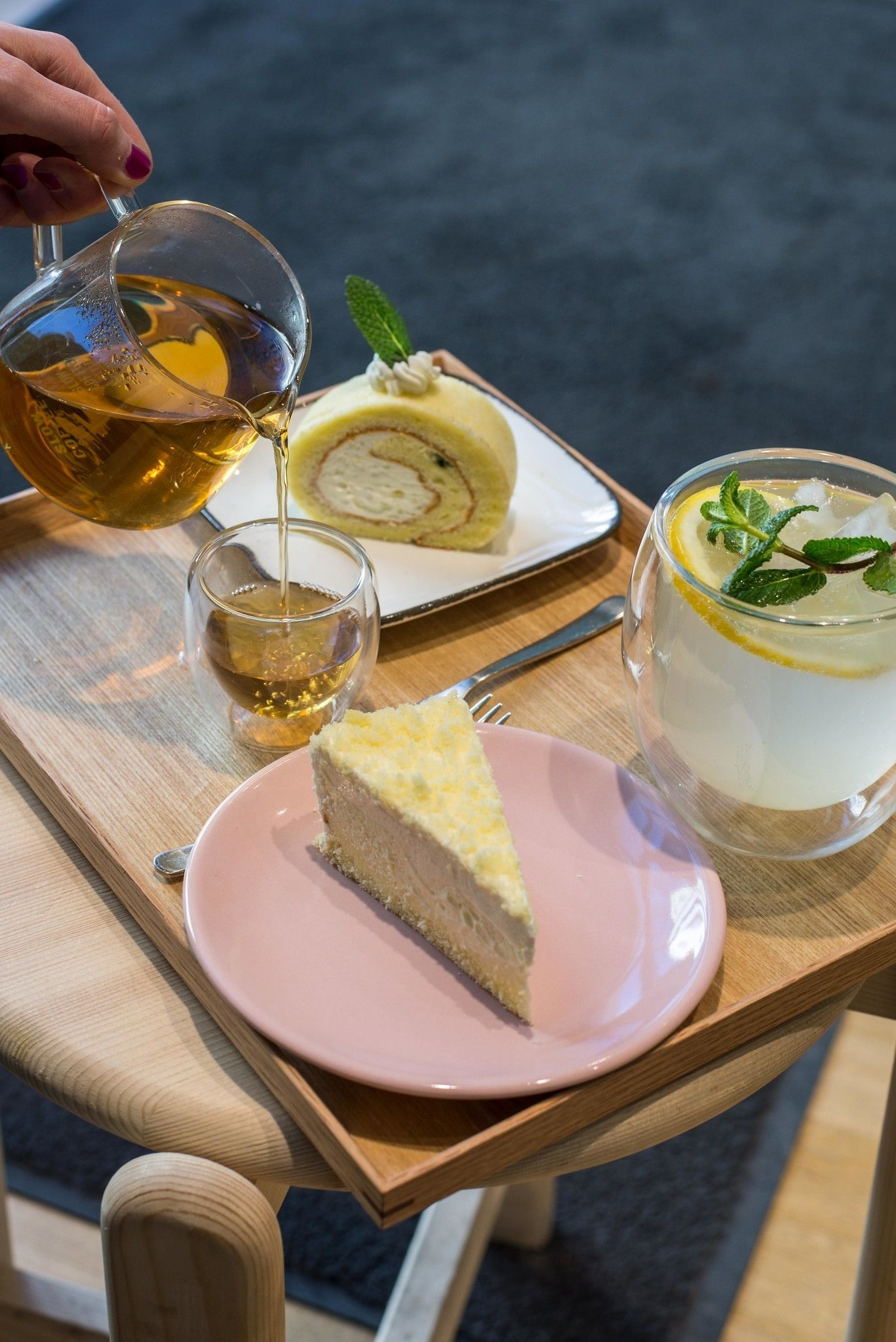 Matcha und mehr im Letcha 楽茶