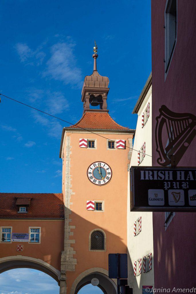 Historische Altstadt von Regensburg