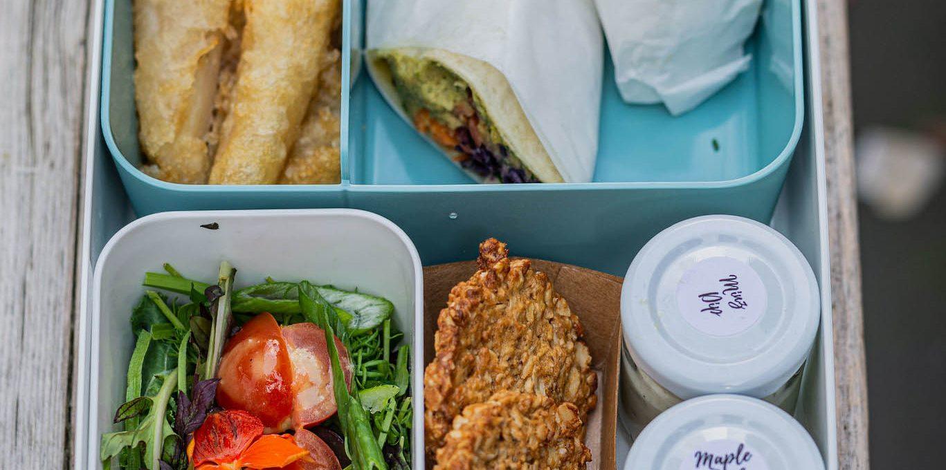 Lunch Box von Vegan Lunch Date