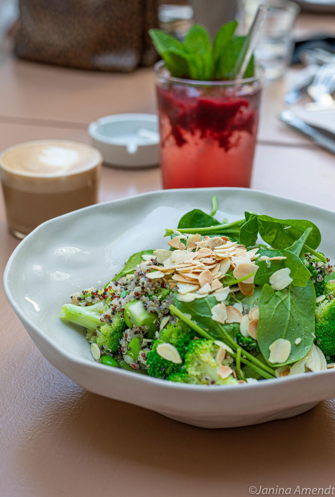 Green Bowl im Klub Kitchen in Berlin-Mitte