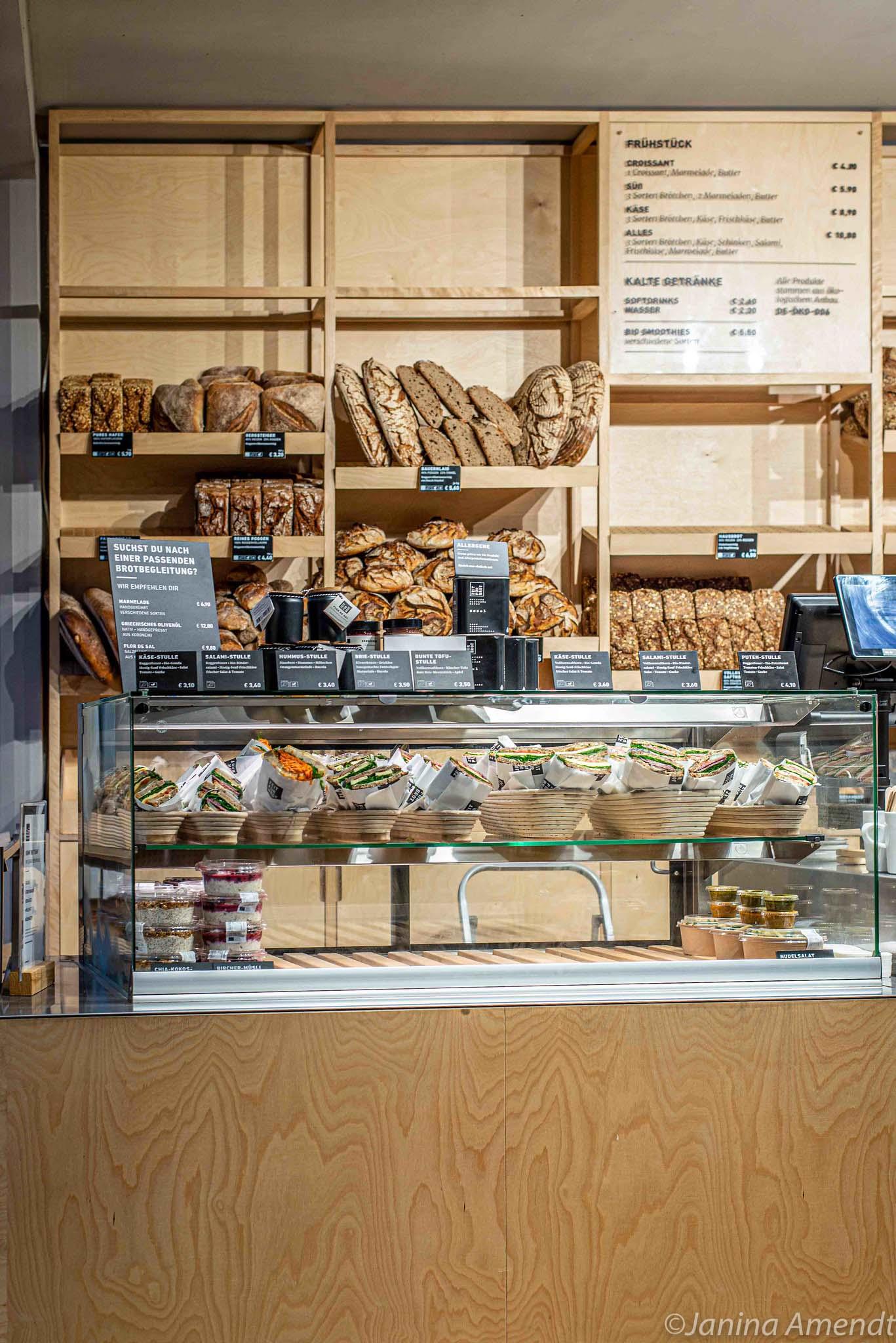 Zeit für Brot in Berlin