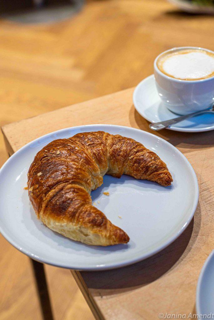 Croissant von Zeit für Brot in Berlin