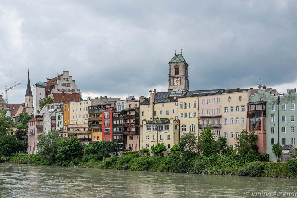 Ausflugsziele in der Nähe von München – Wasserburg