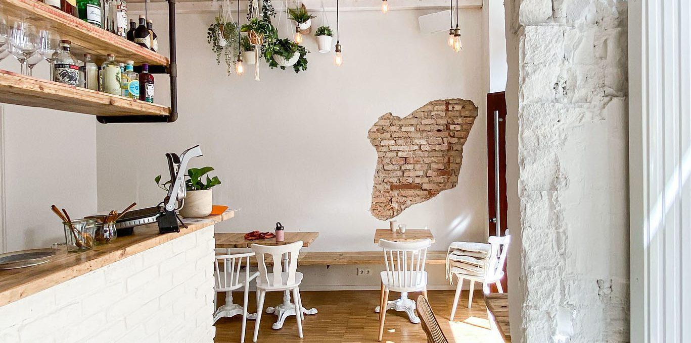 Botanista Café im Glockenbach
