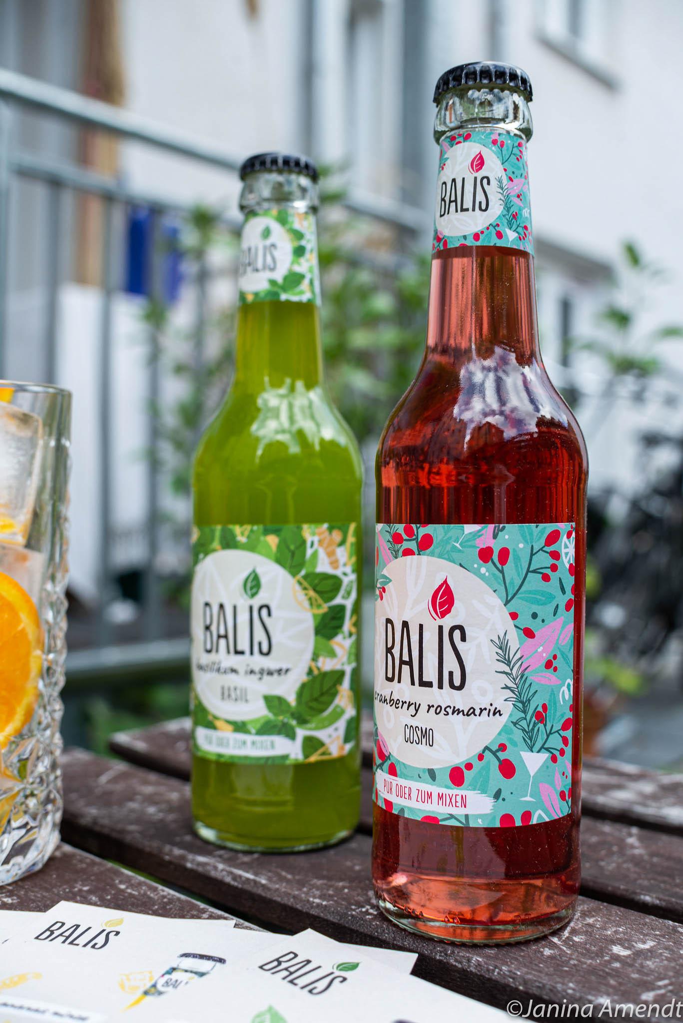 Balis – Limonaden aus München