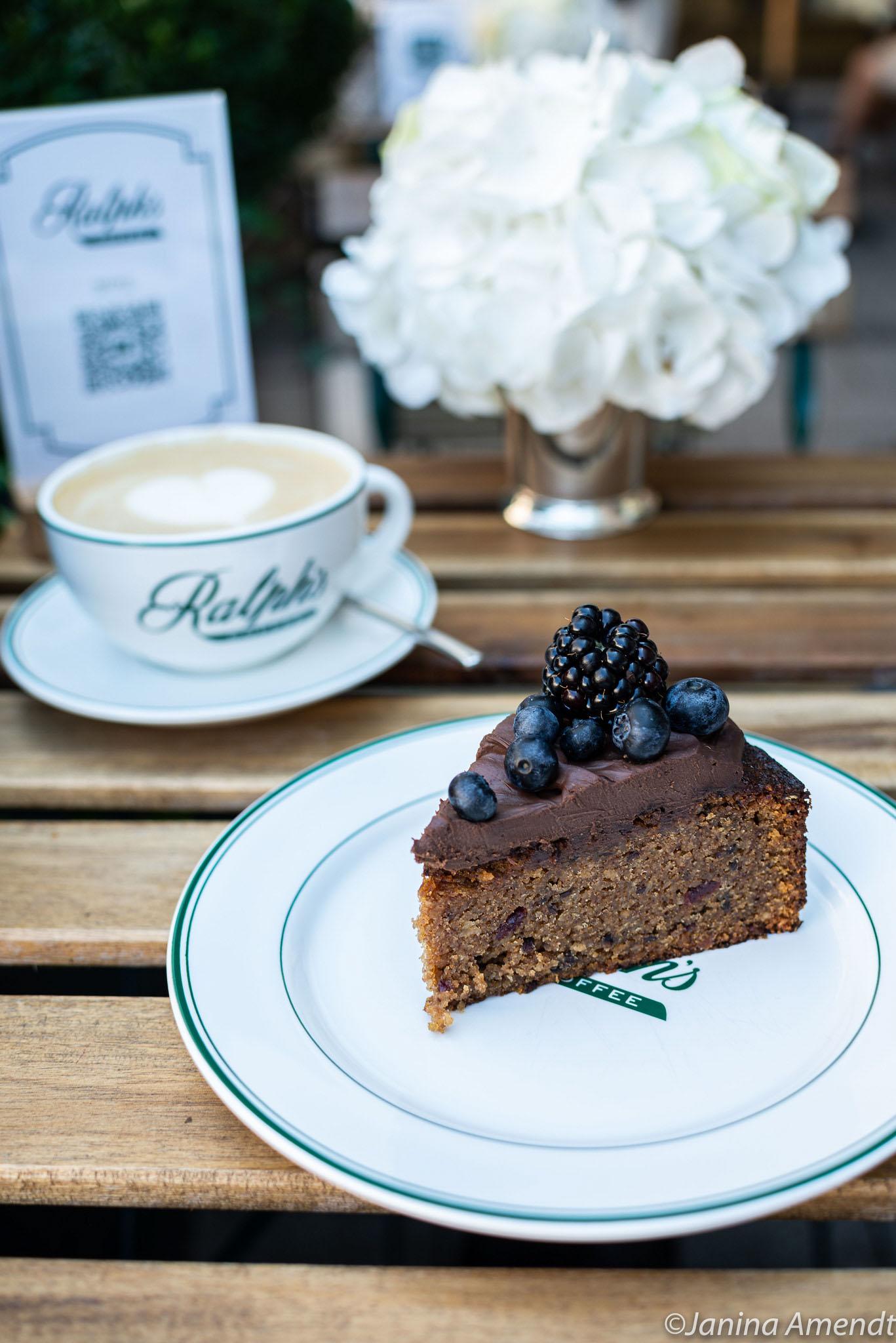 Ralphs Coffee in München