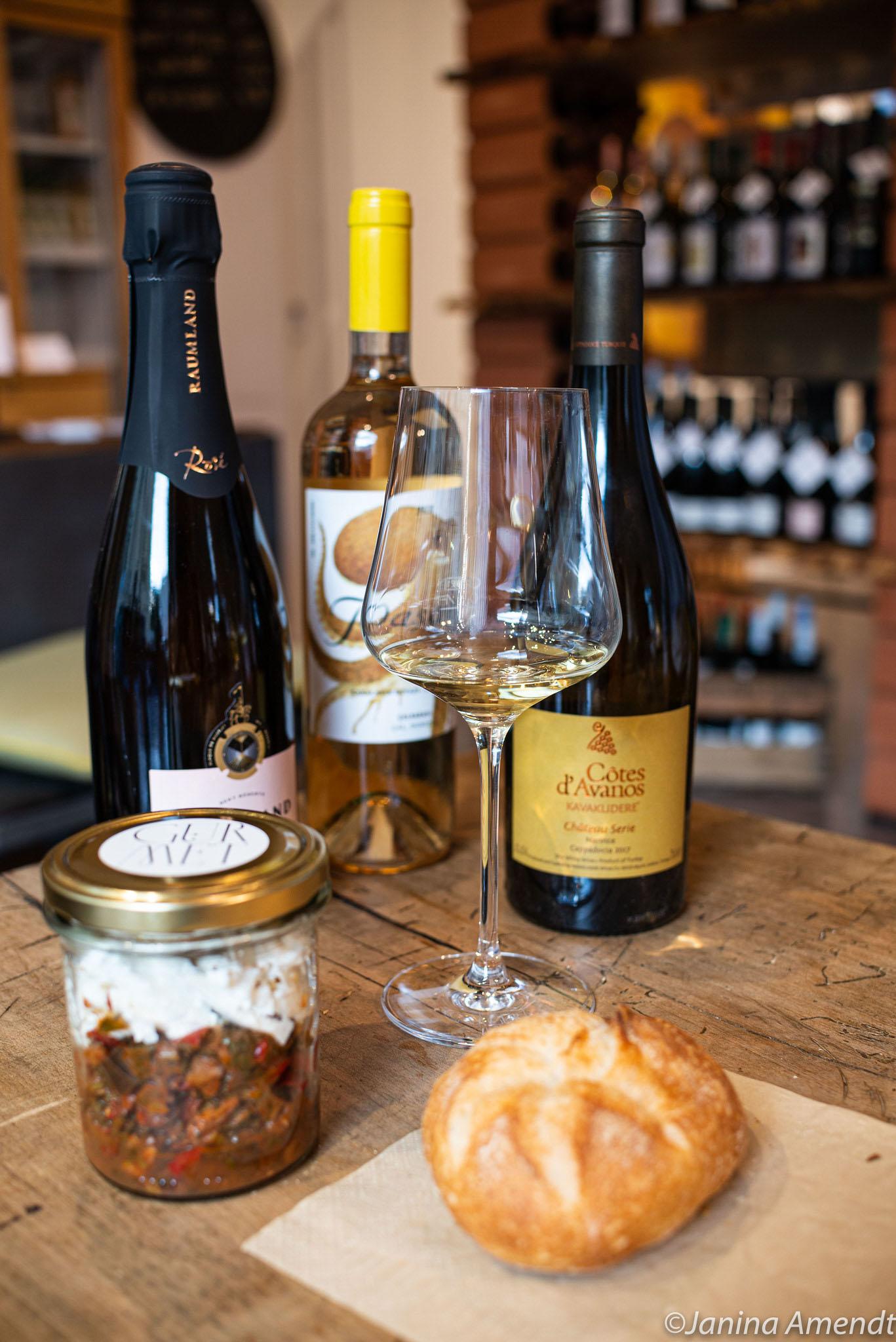 Gürmet Wein & Meze Pop Up